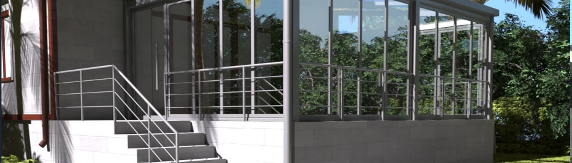 Metroer Cam Balcony Systems